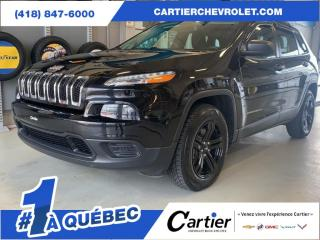 Used 2016 Jeep Cherokee 4WD ALTITUDE *LT for sale in Québec, QC