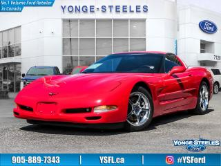 Used 2002 Chevrolet Corvette for sale in Thornhill, ON