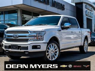 Used 2018 Ford F-150 PLATINUM for sale in North York, ON