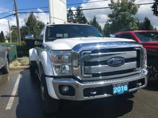 Used 2016 Ford F-350 LARIAT, 928A 6.7L Diesel SuperCrew for sale in Duncan, BC