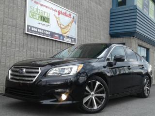 Used 2015 Subaru Legacy Limited*81$/sem*cuir*gps*toit*awd for sale in Richelieu, QC