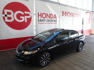 Used 2015 Honda Civic Touring for sale in St-Georges, QC