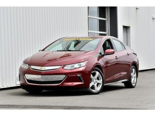 Used 2016 Chevrolet Volt LT for sale in Boucherville, QC