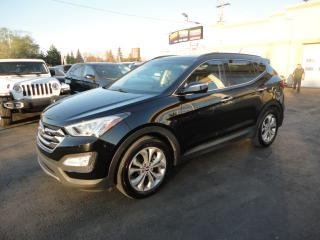 Used 2016 Hyundai Santa Fe Sport Limited AWD Cuir Toit Pano GPS a vendre for sale in Laval, QC
