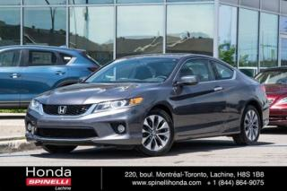Used 2015 Honda Accord EX for sale in Lachine, QC