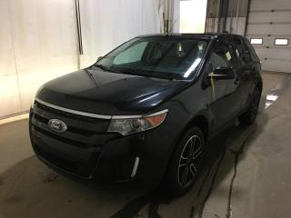 Used 2013 Ford Edge SEL for sale in Winnipeg, MB
