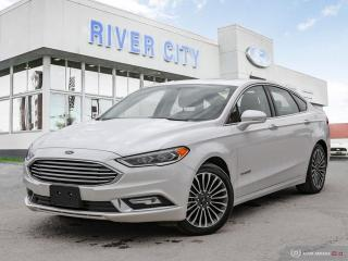 Used 2018 Ford Fusion Hybrid (UNKNOWN) for sale in Winnipeg, MB