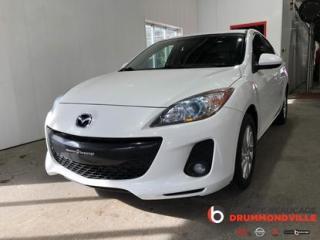 Used 2013 Mazda MAZDA3 GS SKY for sale in Drummondville, QC