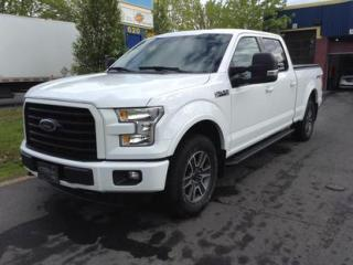 Used 2016 Ford F-150 XLT for sale in Drummondville, QC