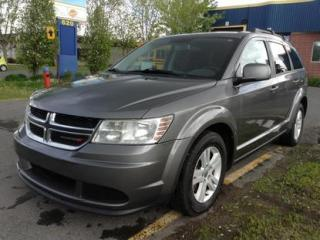 Used 2012 Dodge Journey SE Plus for sale in Drummondville, QC