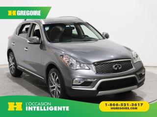 Used 2016 Infiniti QX50 AWD 4DR A/C GR ELECT for sale in St-Léonard, QC