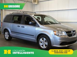 Used 2013 Dodge Grand Caravan Se 7 Passagers A/c for sale in St-Léonard, QC