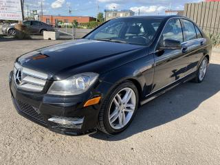 Used 2012 Mercedes-Benz C250 4dr Sdn C 250 4MATIC for sale in Montréal-Nord, QC
