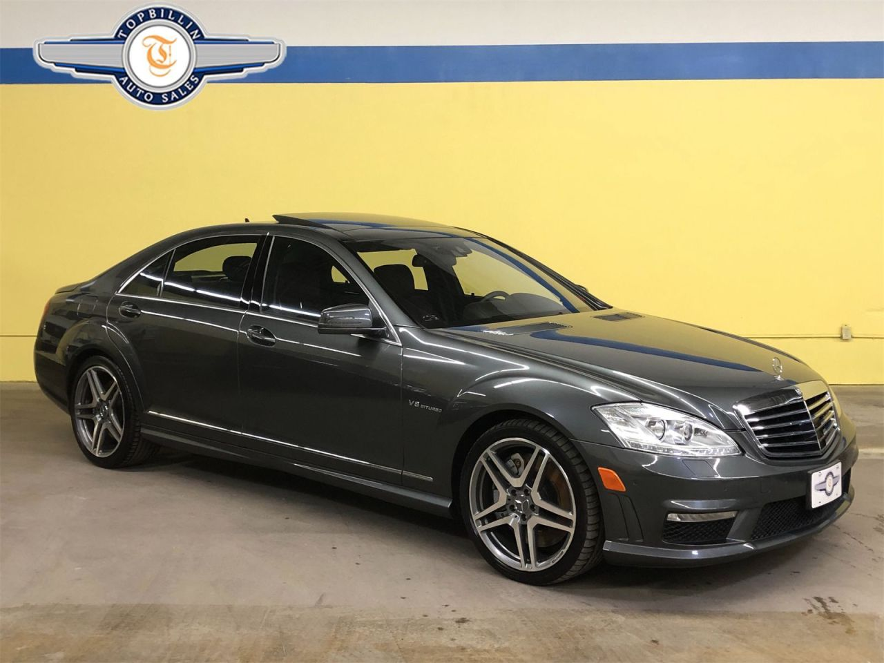 2011 Mercedes-Benz S-Class S 63 AMG Only 58K kms