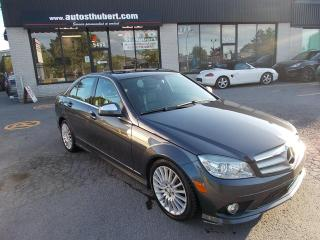 Used 2009 Mercedes-Benz C230 4MATIC **TOIT OUVRANT** for sale in St-Hubert, QC