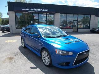 Used 2011 Mitsubishi Lancer Ralliart LANCER RALLIART AWC for sale in St-Hubert, QC