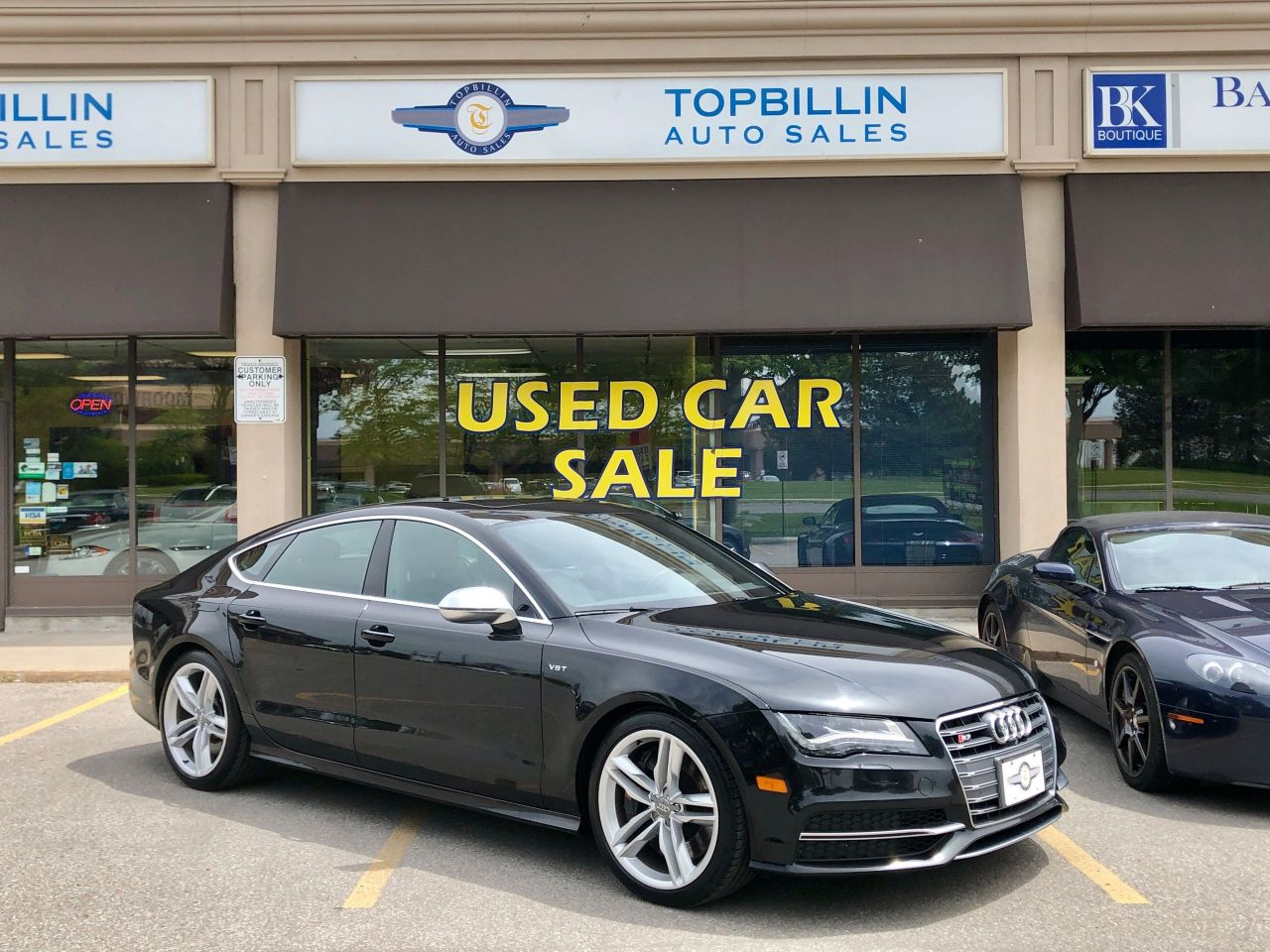2013 Audi S7 Fully Loaded, Clean CarFax
