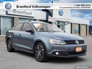 Used 2013 Volkswagen Jetta Sedan Highline 2.0 TDI 6sp for sale in Brantford, ON