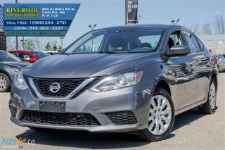 Used 2017 Nissan Sentra S for sale in Guelph, ON