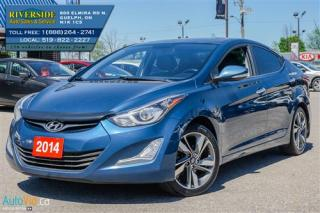 Used 2014 Hyundai Elantra Limited for sale in Guelph, ON