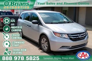 Used 2015 Honda Odyssey SE for sale in Saskatoon, SK