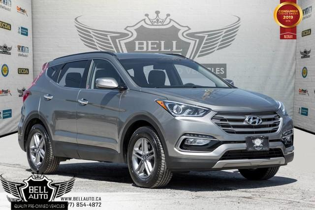 2017 Hyundai Santa Fe Sport BACK-UP CAM, SENSORS, BLIND SPOT, BLUETOOTH