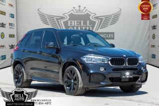 Used 2016 BMW X5 xDrive35i, M PKG, HEADS-UP DIS, NAVI, 360 CAM, PANO ROOF for sale in Toronto, ON