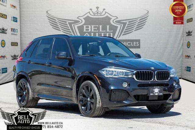 2016 BMW X5 xDrive35i, M PKG, HEADS-UP DIS, NAVI, 360 CAM, PANO ROOF