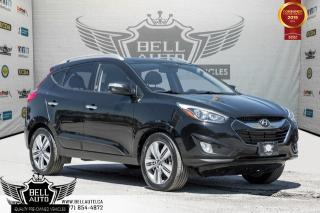 Used 2015 Hyundai Tucson Limited, NAVI, BACK-UP CAM, PANO ROOF, LEATHER, TOUCH for sale in Toronto, ON