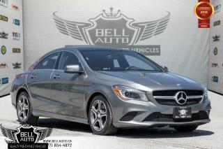 Used 2015 Mercedes-Benz CLA-Class CLA 250, PREMIUM, NAVI, BACK-UP CAM, PANO ROOF for sale in Toronto, ON