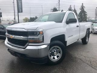 Used 2018 Chevrolet Silverado 1500 LS 4WD|Rear CAM|LOW KM| for sale in Mississauga, ON