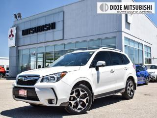 Used 2015 Subaru Forester 2.0 XT AWD LTD | EYESIGHT | NAV | LEATHER for sale in Mississauga, ON