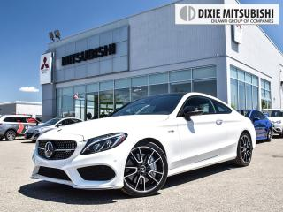 Used 2017 Mercedes-Benz C43 AMG AMG SEATS | ADV DRIVER ASSIST | PERF. EXHAUST for sale in Mississauga, ON