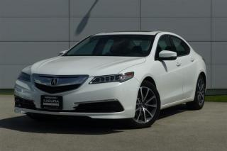 Used 2015 Acura TLX 3.5L SH-AWD w/Tech Pkg *Low Kms* CPO Warranty* for sale in Vancouver, BC