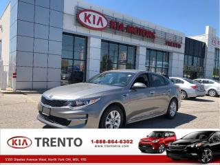 Used 2018 Kia Optima LX/HEAT SEATS/ALLOYS/BLUETOOTH/ for sale in North York, ON
