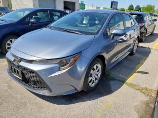 New 2020 Toyota Corolla LE for sale in Etobicoke, ON