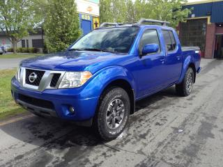 Used 2015 Nissan Frontier Pro-4X for sale in Drummondville, QC