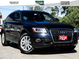 Used 2014 Audi Q5 Technik 3.0 for sale in North York, ON