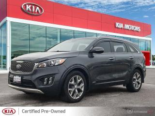 Used 2017 Kia Sorento SX for sale in Port Dover, ON