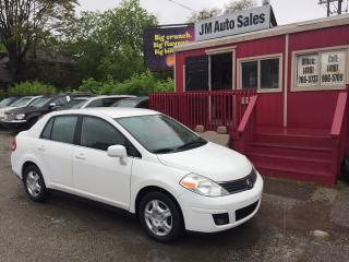 Used 2008 Nissan Versa 1.8 S for sale in Toronto, ON