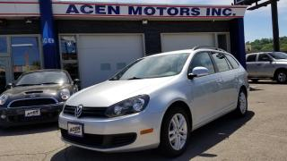 Used 2012 Volkswagen Golf Wagon WAGON, ALLOY RIMS, CRUISE,P W,PDL, NO ACCIDENTS for sale in Hamilton, ON