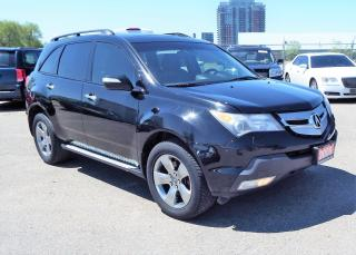 Used 2008 Acura MDX Elite Pkg for sale in Brampton, ON