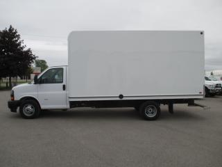 Used 2019 GMC Savana 3500 16 FT.UNICELL BODY for sale in London, ON