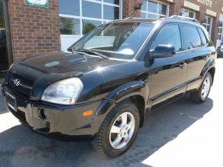 Used 2008 Hyundai Tucson GLS for sale in Weston, ON