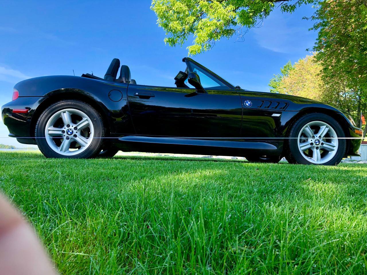 2000 BMW Z3