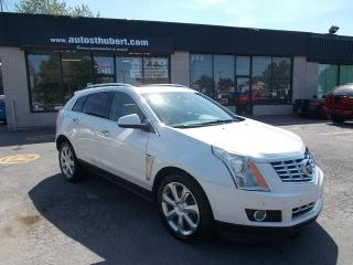 Used 2013 Cadillac SRX SRX SRX4 AWD ** 86 000 KM CERTIFIÉ ** for sale in St-Hubert, QC