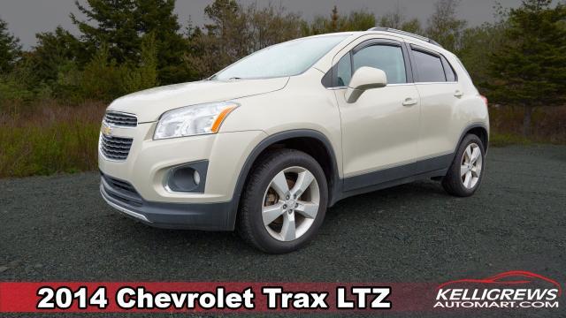 2014 Chevrolet Trax LTZ