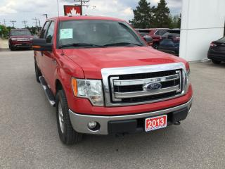 Used 2013 Ford F-150 XLT | AS IS PRICE for sale in Harriston, ON