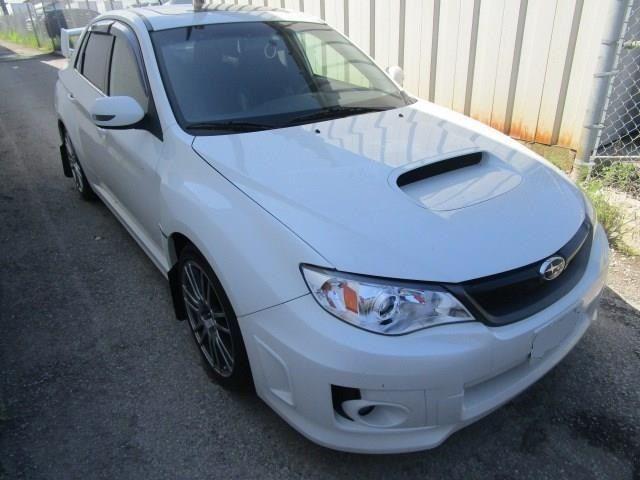 2013 Subaru Impreza WRX STI Sport-Tech