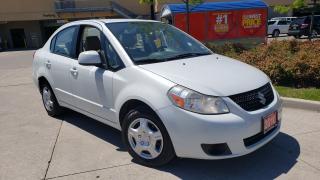 Used 2010 Suzuki SX4 Only 139000km, Auto, 4door,3/Y warranty availab for sale in Toronto, ON